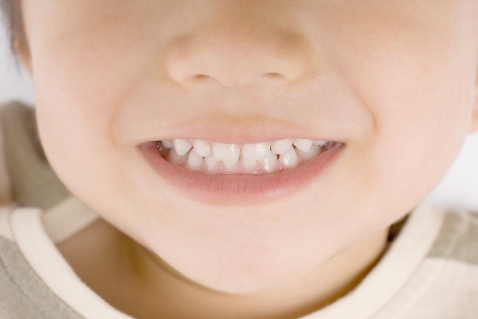 お子さまの歯並びを気にしなければならない理由